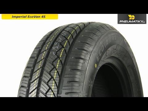 Youtube Imperial EcoVan 4S 205/75 R16 C 113 R Celoroční