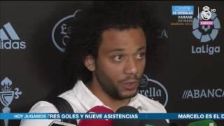 Video Declaraciones Marcelo post Celta 1-4 Real Madrid | LIGA JORNADA 21 MP3, 3GP, MP4, WEBM, AVI, FLV Mei 2017