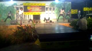 World Reggae Dance Championship Semi- Final | Xklusiv Dancers | 2012