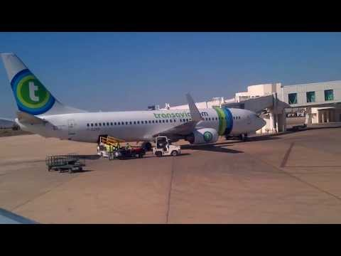 angad - Airport oujda angad 2013. ETE- SAIF- SUMMER. Decollage Boeing 737-800 to Casablanca airport. Abonner sur ma chaine- Subscribe to my channel- abonneer je op m...