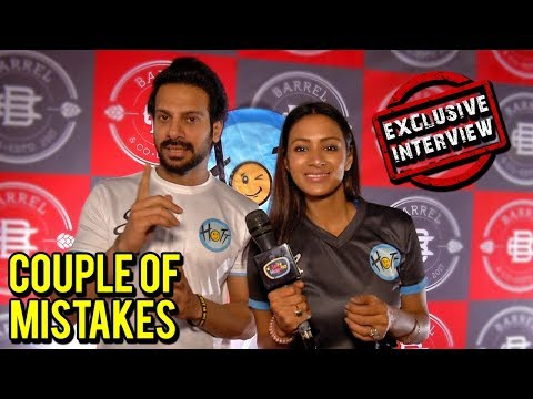Barkha Bisht And Karan Veer Mehra Interview For Co