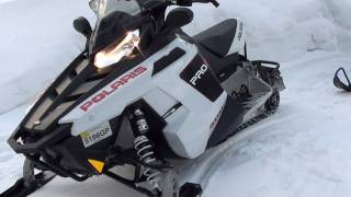 2. 2011 Polaris Rush 600 Pro R