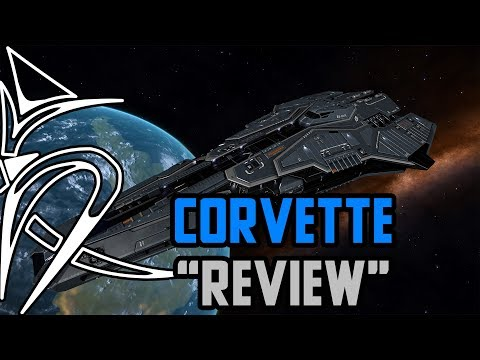 "Federal corvette ""review"" [Elite Dangerous]"