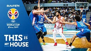 Philippines v Iran - Highlights - FIBA Basketball World Cup 2019 - Asian Qualifiers