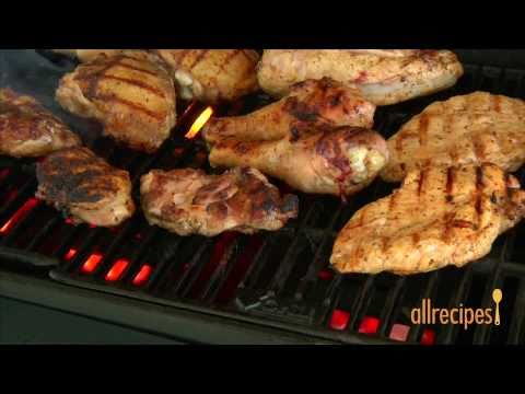 How to BBQ chicken