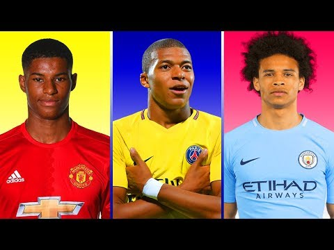 Top 10 Young Players Who Will Define The Future Of The Football
