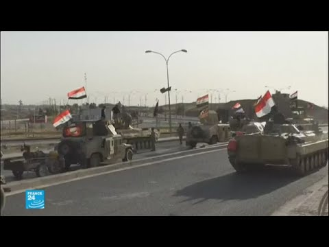 العرب اليوم - شاهد: القوات العراقية تعلن استعادة راوة آخر معاقل تنظيم
