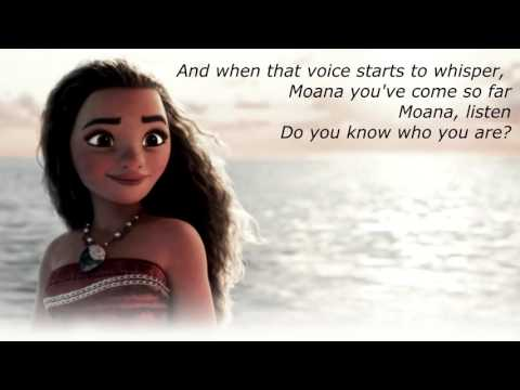Video I am Moana ( Lyric Video ) - Song of the Ancestors download in MP3, 3GP, MP4, WEBM, AVI, FLV January 2017