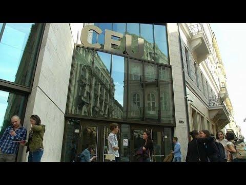 Ungarn: Soros-Hochschule erwägt Umzug nach Wien