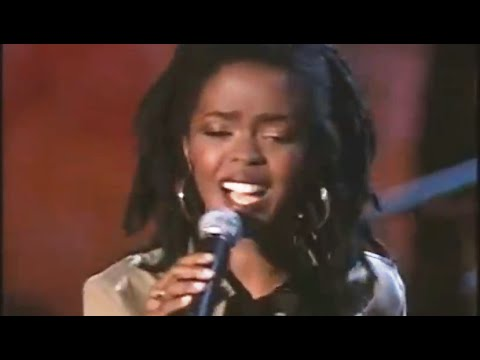 [HD] Lauryn Hill - Turn Your Lights Down Low (Live)