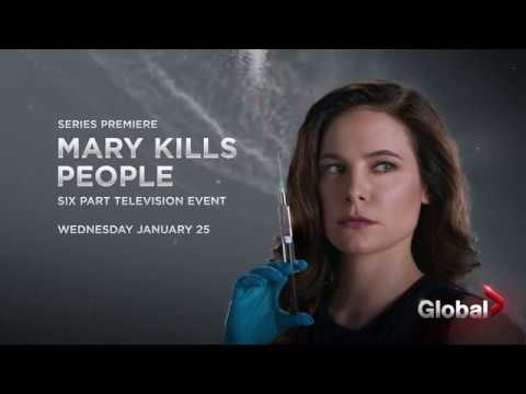Mary Kills People First Look Global Teaser