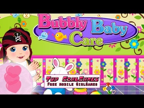 Video of Bubbly Baby Care - Girl Game