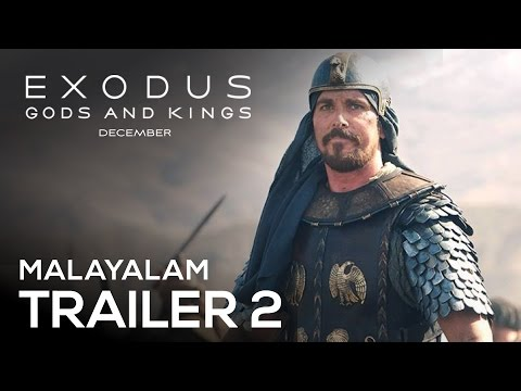 Exodus: Gods And Kings | Malayalam