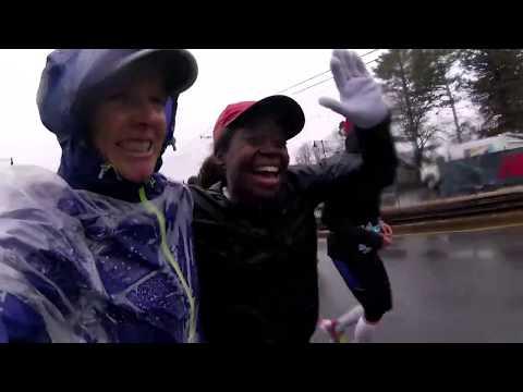 Boston Marathon 2018: The Deluge