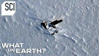 Video What's the Story Behind this Broken Down Aircraft in Greenland? | What on Earth? MP3, 3GP, MP4, WEBM, AVI, FLV Maret 2019