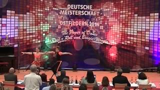 Tanja Wandera & Pascal Lenz - Deutsche Meisterschaft 2014