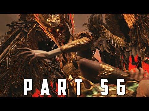 GOD OF WAR Walkthrough Gameplay Part 56 - GONDUL VALKYRIE / ANCHOR OF FOG (God of War 4)