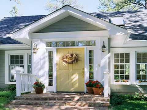 Front Door Colors For Yellow House (8.14 MB) - WALLPAPER