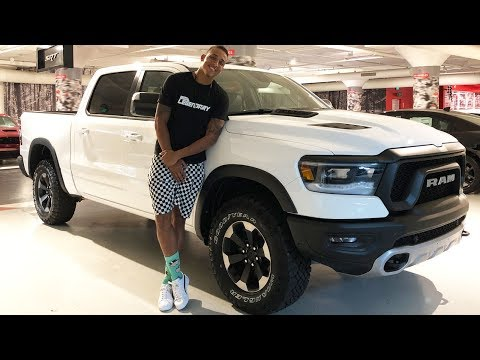 TAKING DELIVERY OF MY BRAND NEW 2019 RAM REBEL! *WOW!*