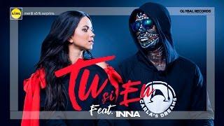 """Videoclip oficial cu Carla's Dreams interpretand piesa """"Tu si Eu"""" in colaborare cu INNA. (C) & (P) 2017 Global Records Get..."""