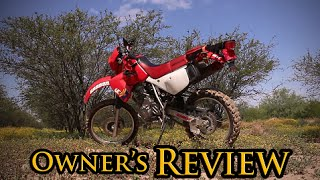 7. Honda XR650L | An Owners Review