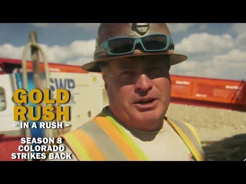 Gold Rush (In a Rush)   Season 8, Episode 6   Colorado Strikes Back