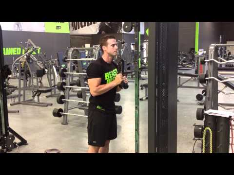 Tricep Rope Pressdown