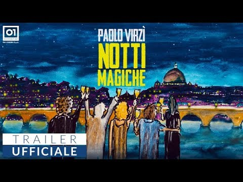 Preview Trailer Notti Magiche, trailer ufficiale