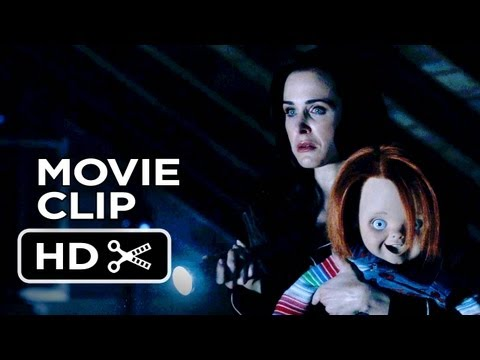 Curse of Chucky Clip 'Barb in the Attic'