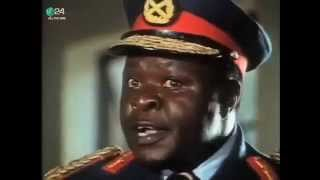 Kenyan Actor Who Played Idi Amin In Film Passes On