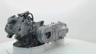 3. Used Engine Honda FJS 600 2002-2004 +ABS Silverwing FJS600 FJS600A 2004-09  137127