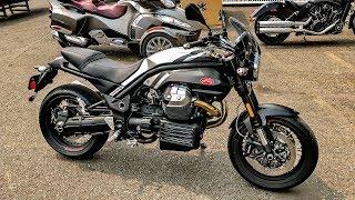 4. Moto Guzzi Griso 1200 Ride!! • Boy, Am I Impressed! | TheSmoaks Vlog_1003