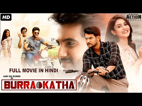 BURRAKATHA - New Released Hindi dubbed Full movies|2020 New movies | Aadi south action new movies