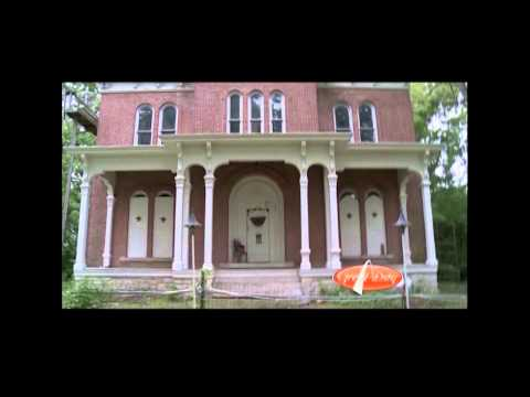 McPike Mansion in Alton, Illinois