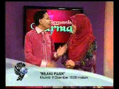 Promo Semanis Kurma – Relaku Pujuk @ Tv9! (9/12/2010)