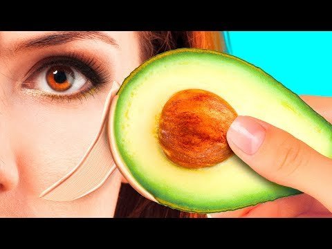 40 MAKEUP HACKS YOU DONT KNOW BEFORE