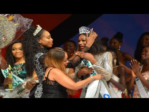 Nyekachi Douglas crowned as the Most Beautiful Girl in Nigeria