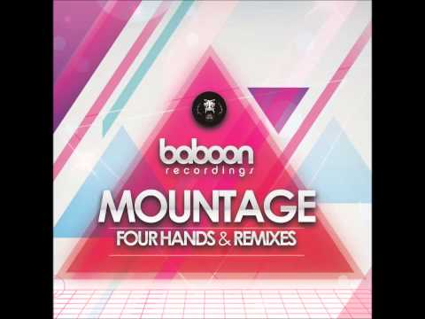 Mountage - Four Hands (Danny Gallego Remix) (видео)