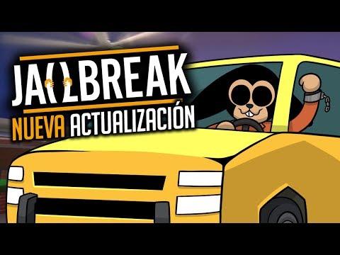 ROBLOX: ¡NUEVA ACTUALIZACIÓN, NUEVO VEHÍCULO!  Jailbreak