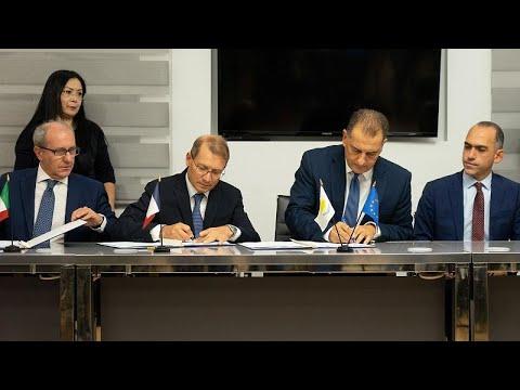 Κυπριακή ΑΟΖ: «Έπεσαν» οι υπογραφές με TOTAL-ENI για το τεμάχιο 7…