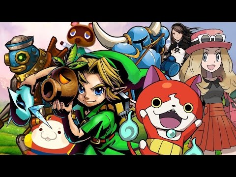 Video Top 25 3DS Games (Fall 2016) download in MP3, 3GP, MP4, WEBM, AVI, FLV February 2017