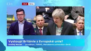 Vystoupí Británie z Evropské Unie?