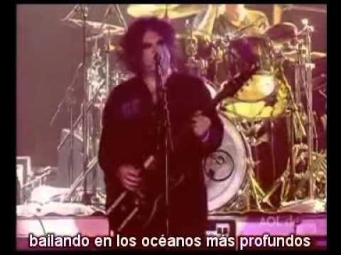 the cure just like heaven 2005 live8 subtitulada