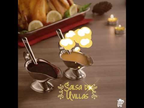 Salsas para Pavo