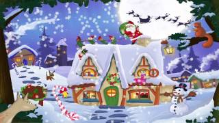 Kids Christmas Snow Globe YouTube video