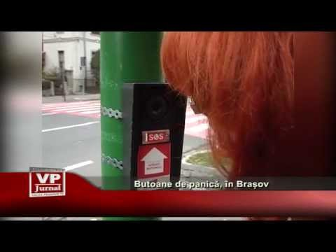 Butoane de panica, in Brasov