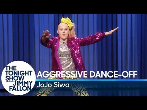 Aggressive Dance-Off With JoJo Siwa