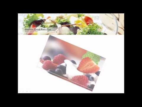 Healthy Food Vegetarian Diet