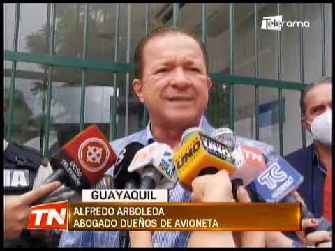 Daniel S. rindió versión por fraude procesal por su intento de fuga a Perú