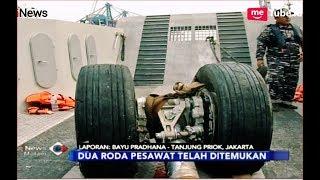 Video 2 Roda dan 2 Mesin Turbin Lion Air JT 610 Dibawa KNKT - iNews Malam 03/11 MP3, 3GP, MP4, WEBM, AVI, FLV November 2018